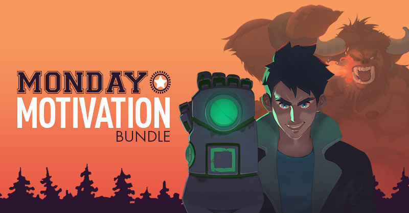 The Summer Scratchy Sale's Monday Motivation Bundle
