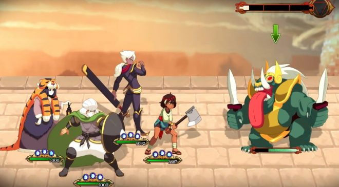 Indivisible is like a good JRPG, with less menus and much more smashing.