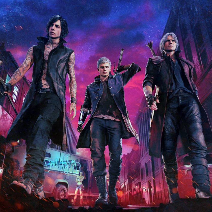 DMC5 is a top notch stilysh masterpiece on sale on indiegala.
