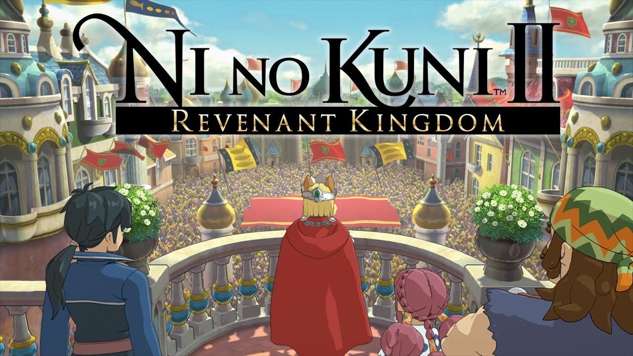 Ni No Kuni II: Revenant Kingdom, first of the 5 games list