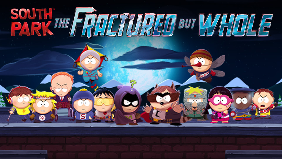 South Park: The Fractured but Whole, last 5 games list recommendation