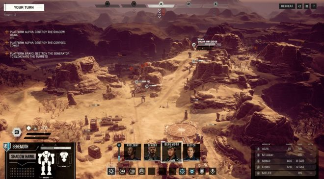 Battletech mech game