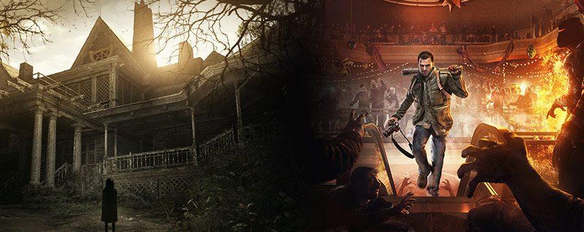Capcom Resident Evil Dead Rising