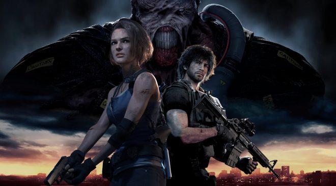 Quarantine Sale Resident Evil 3