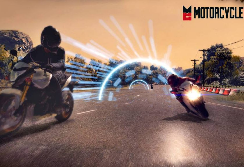 Motorcycle Club: one of the best sports games right now