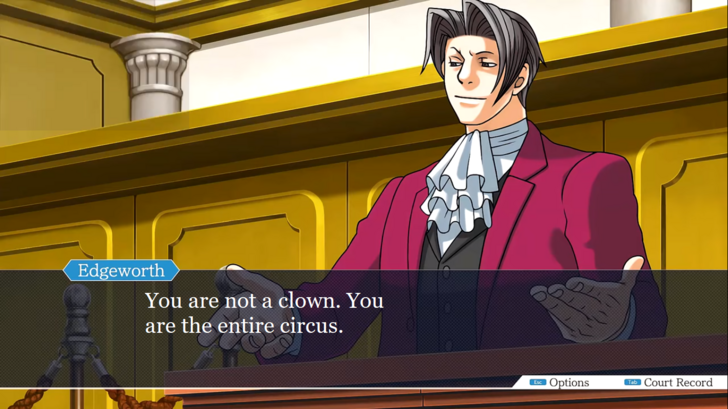 Yes, it's a meme and it's from Phoenix Wright Ace Attorney Trilogy