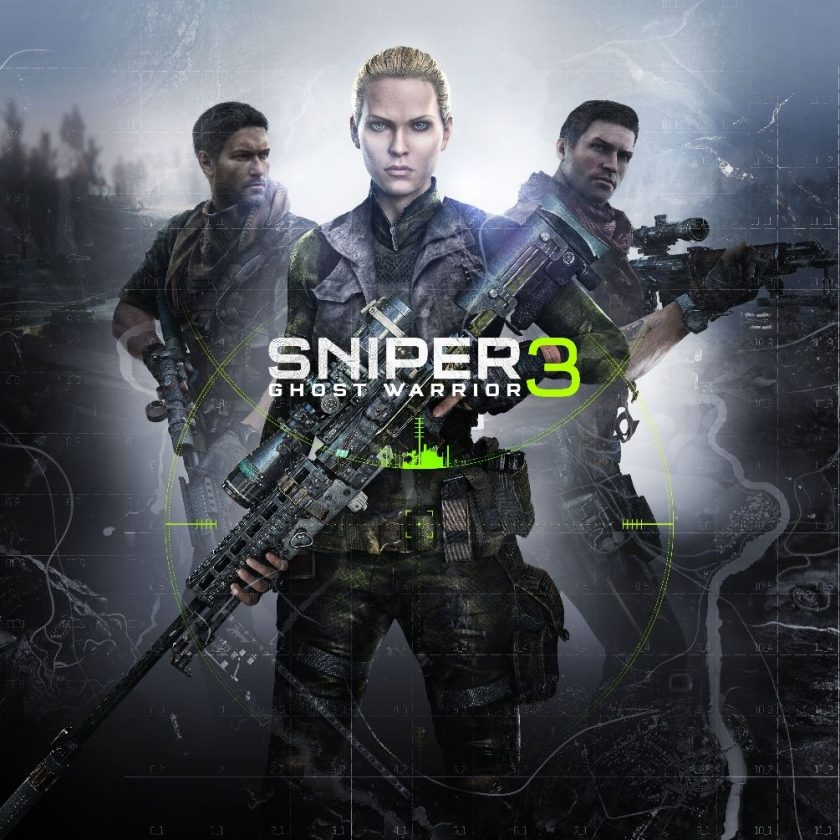 Sniper Ghost Warrior, the first open-world game of the saga