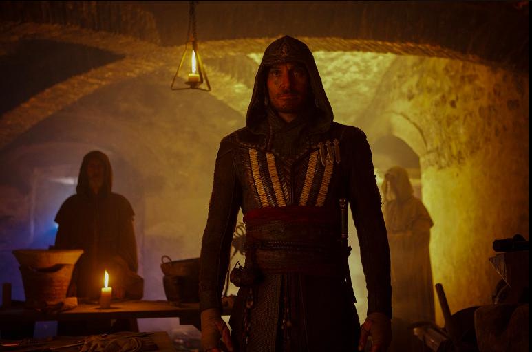 Assassin's Creed Scene