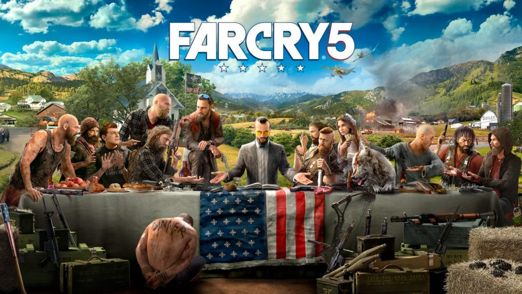 Far cry 5: a good game
