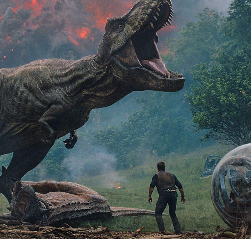 Jurassic World Evolution t-rex