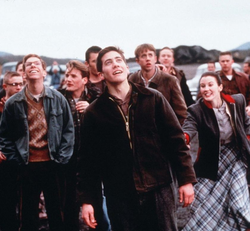 Space Exploration Movies October Sky