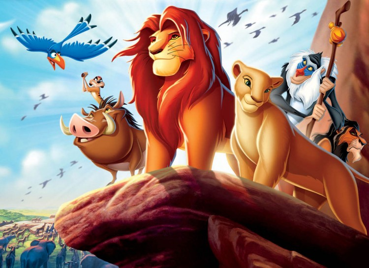 Disney Classic Games The Lion King
