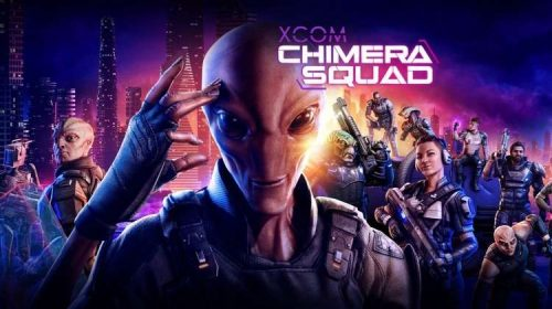 XCOM: Chimera Squad Mini-Review