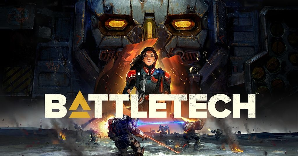 Battletech is part of Paradox Science Fiction Weekend