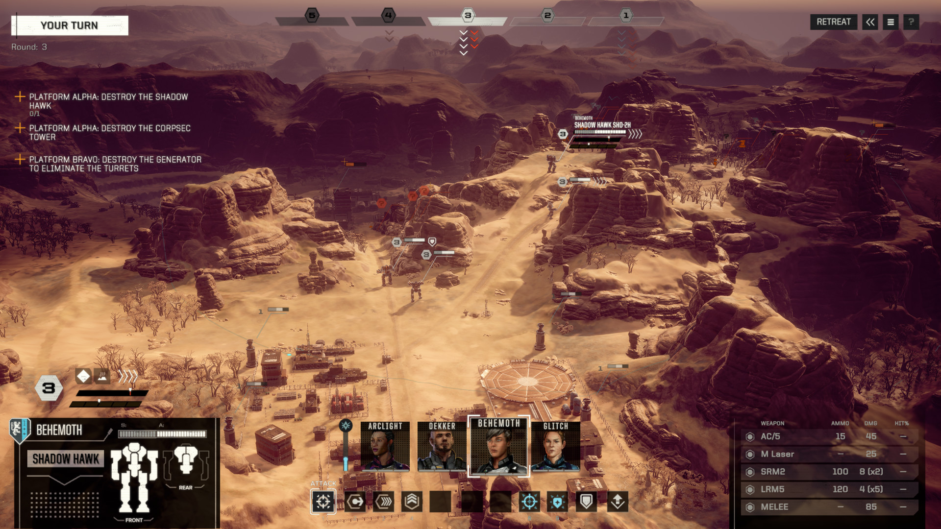 Battletech fights