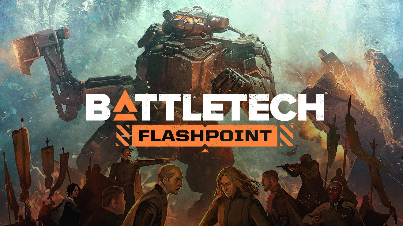 Battletech: Flashpoint at a discounted price during the Paradox Science Fiction Weekend