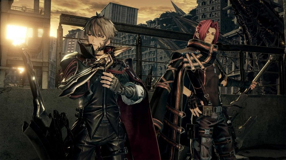 Code Vein and a varied gameplay
