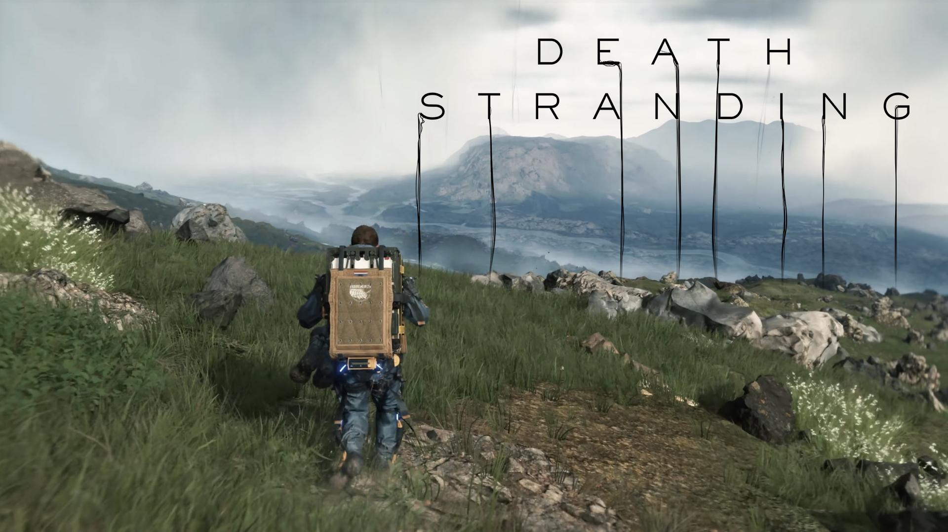 It's not Amazon, it's Death Stranding