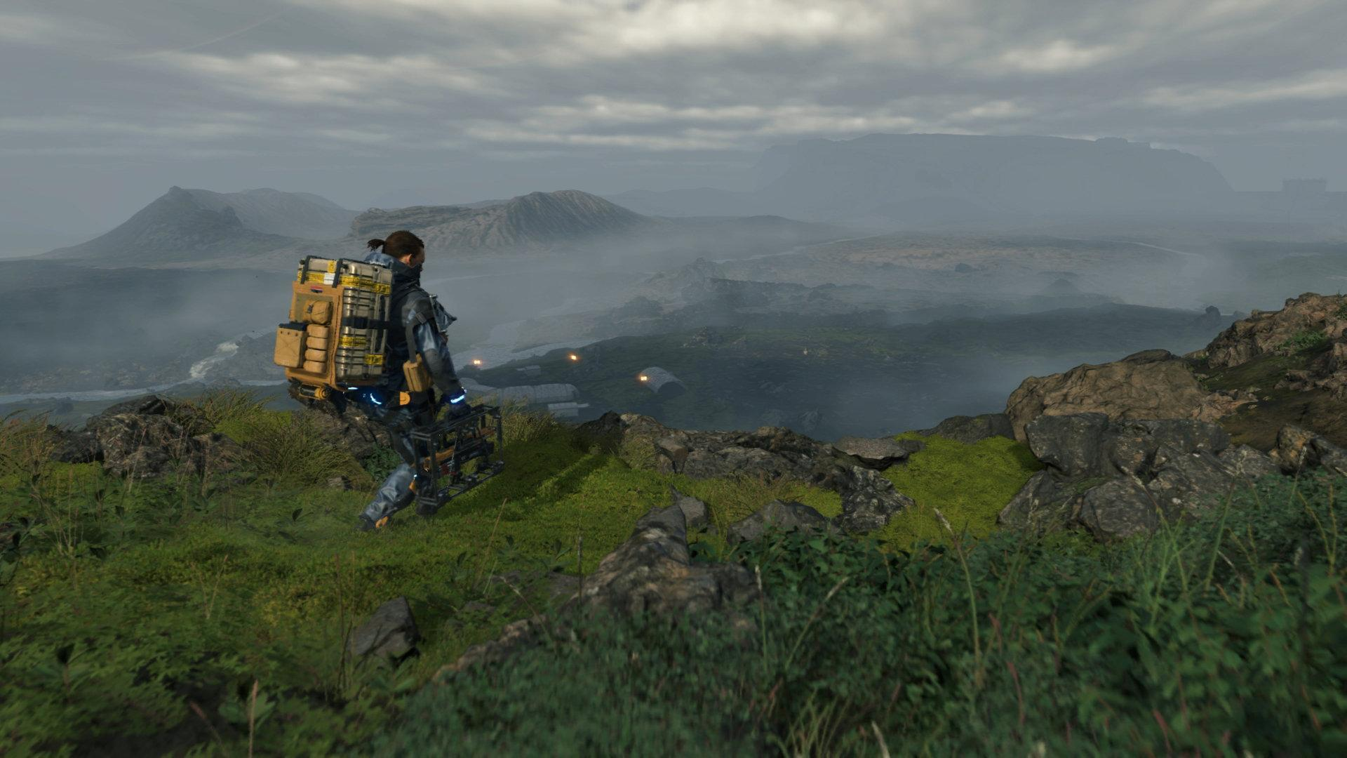 Some Landscapes of the game