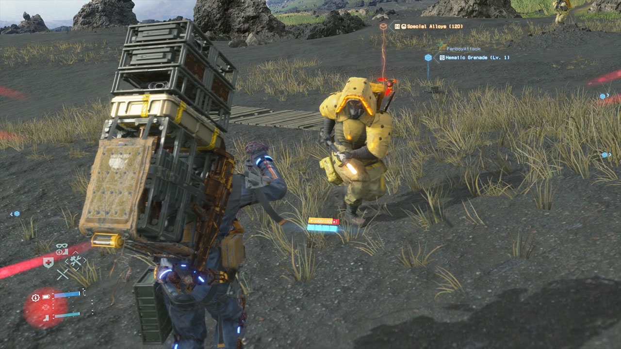 Combat System of the game