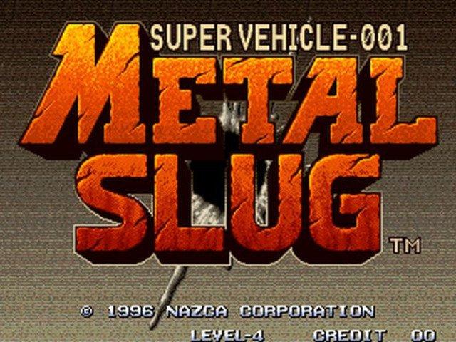 Metal Slug: the classic one
