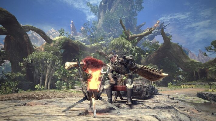 Monster Hunter World: It's time to cook
