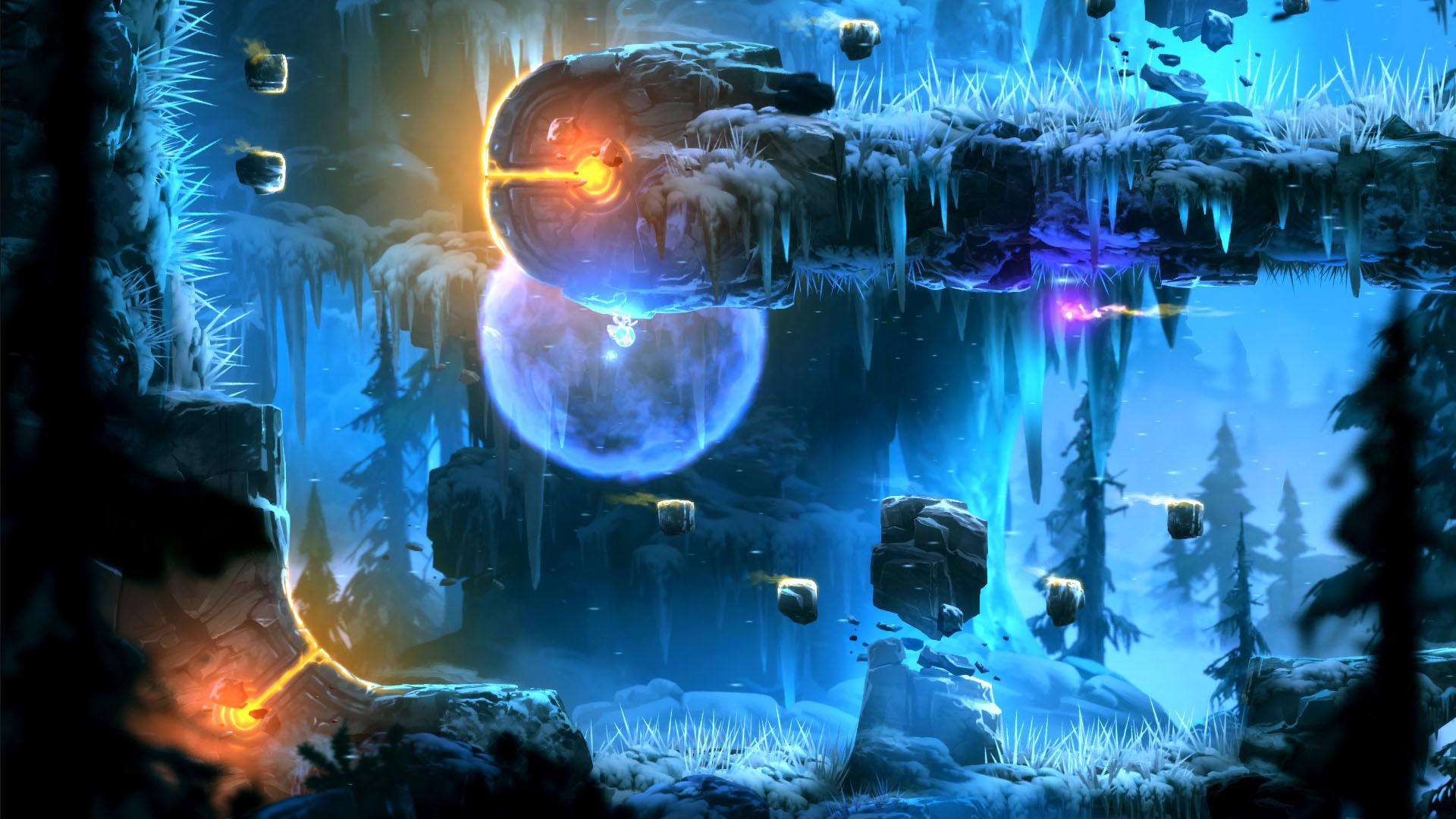 A platform adventure Gameplay