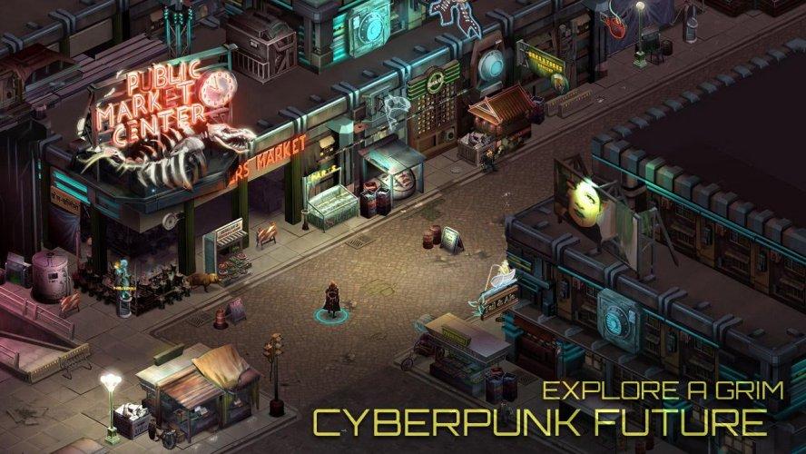 Paradox Science Fiction Weekend: Shadowrun Returns