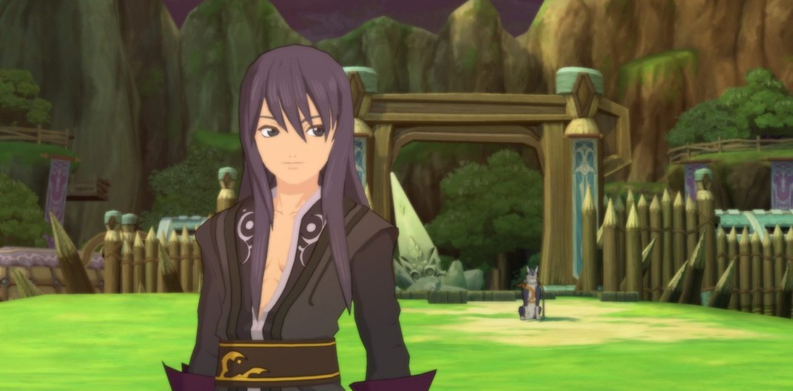 Yuri, the main character of Tales of Vesperia