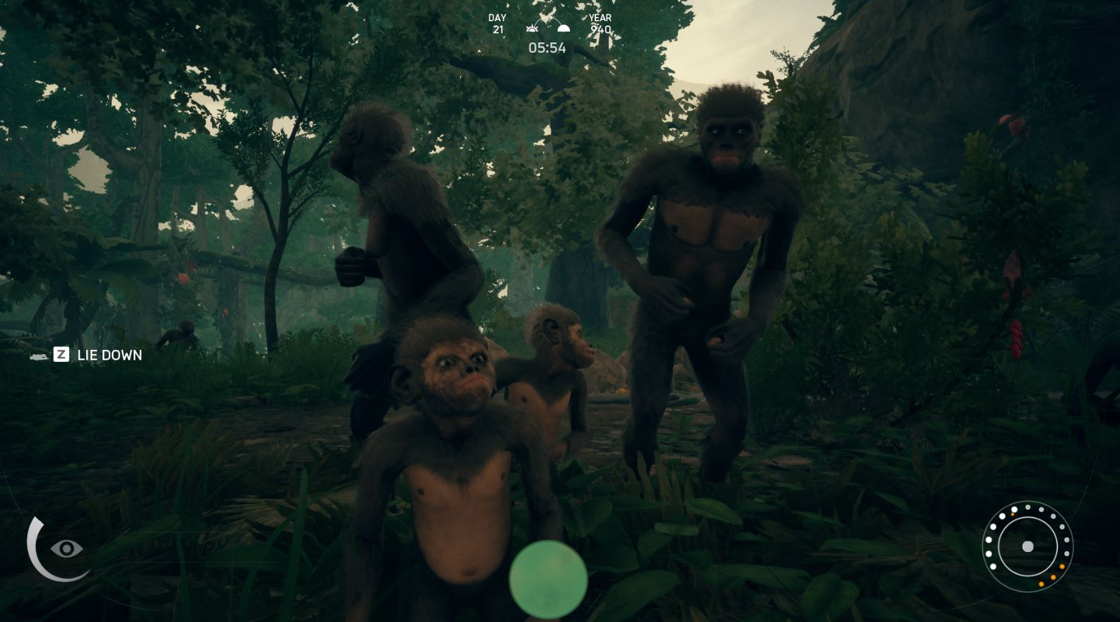 Take a puppy with you in Ancestors: The Humankind Odyssey