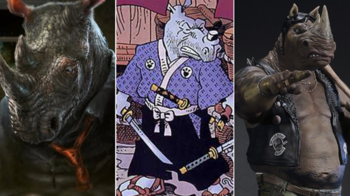 Exit Limbo And Some Of My Favorite Rhino Characters