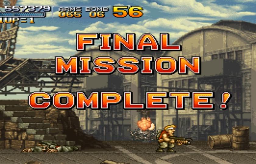 metal slug final mission