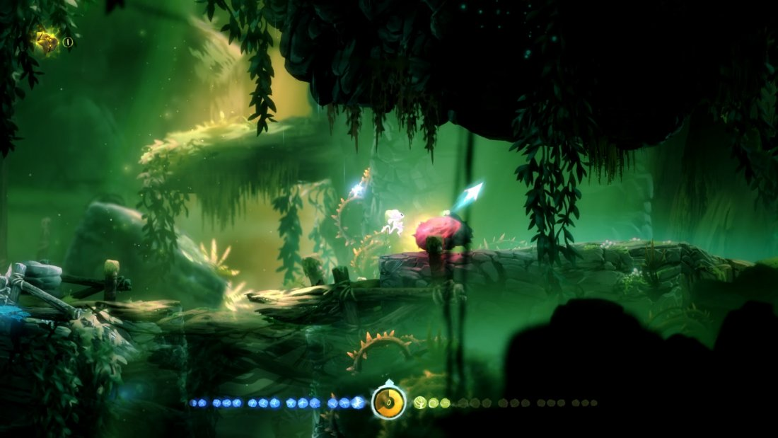 Ori and the Blind Forest and its gameplay