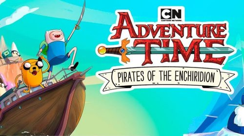 Adventure Time: Pirates of the Enchiridion, it's a crazy trip!