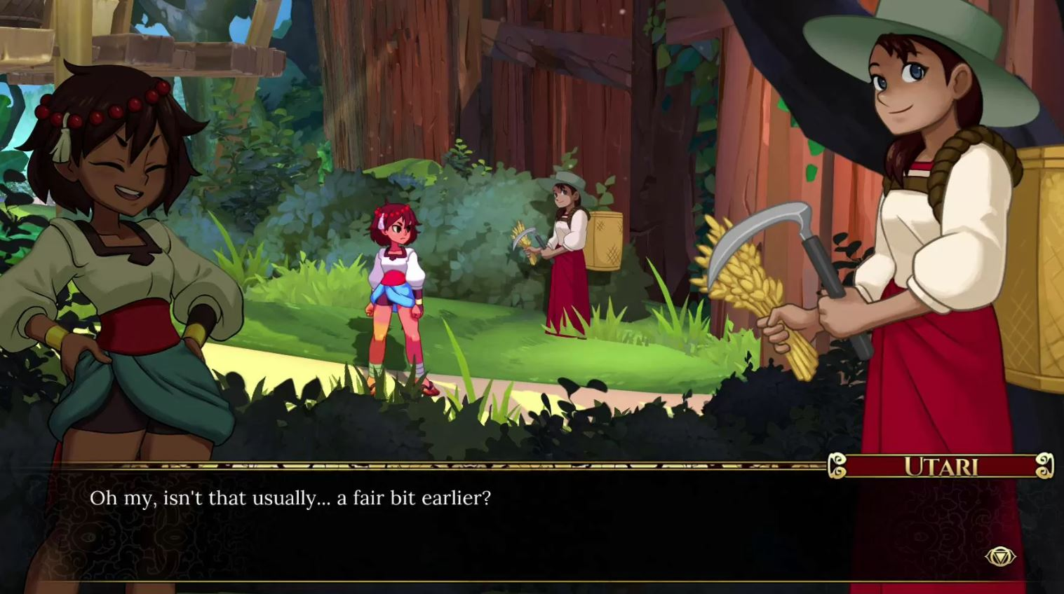 Indivisible and its plot