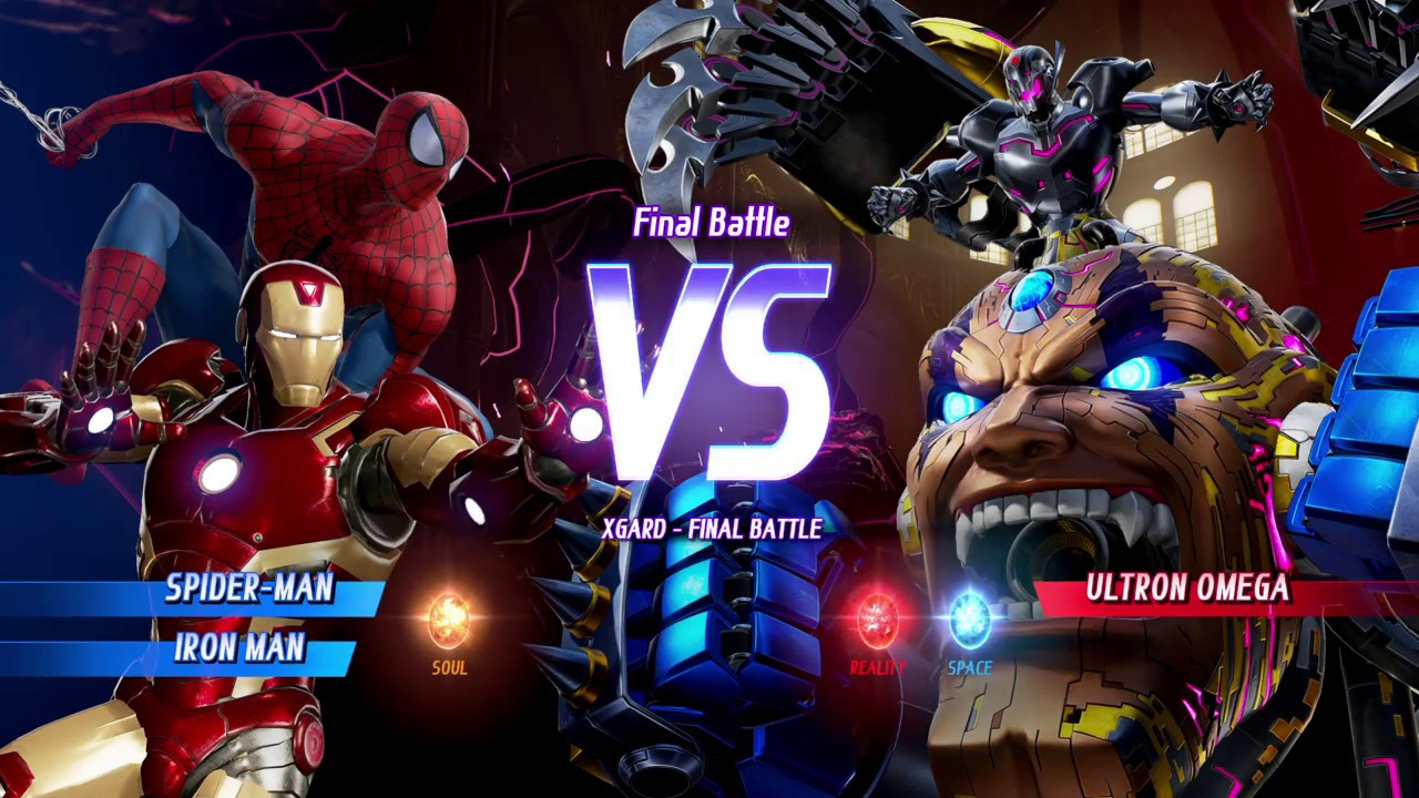 Marvel vs Capcom: Infinite has several game modes