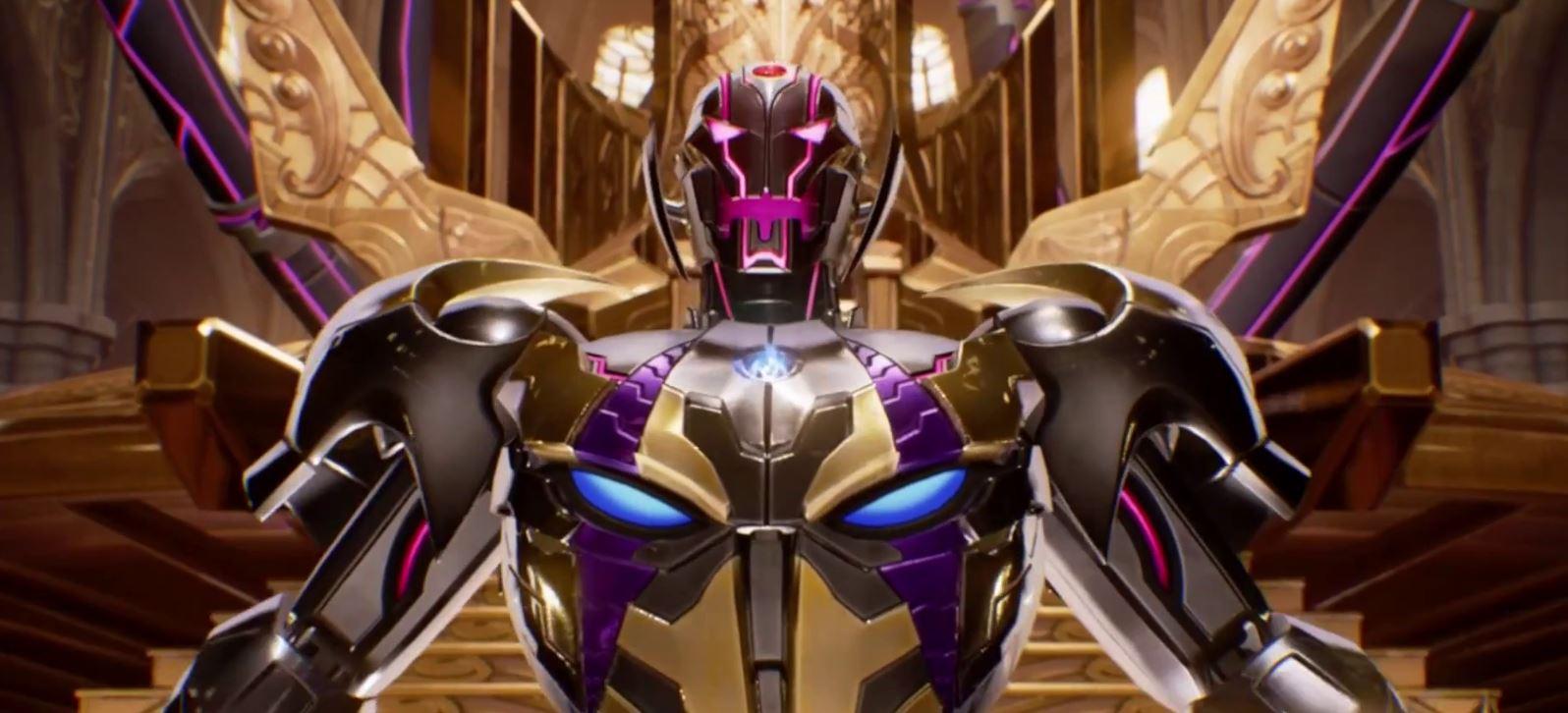 Ultron Sigma, the main villain