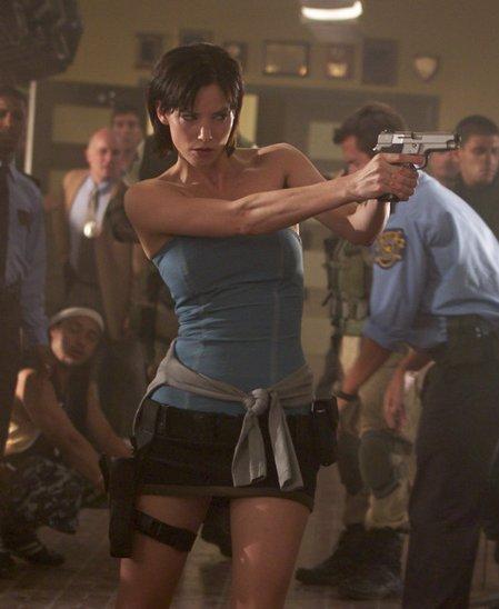 Jill Valentine Actress