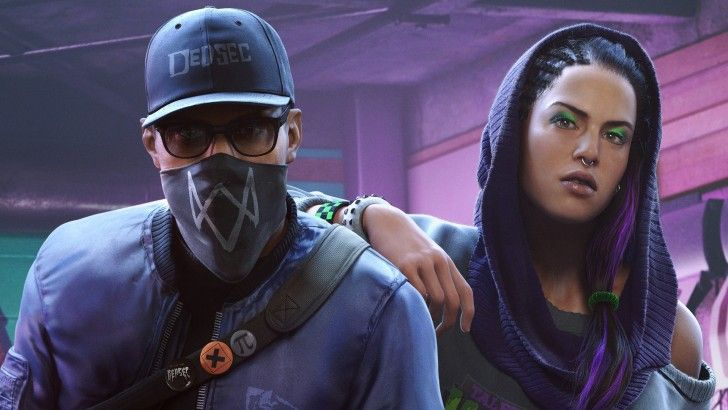 Watch Dogs 2 for PC: New faces