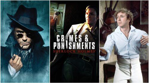 Sherlock Holmes: Crimes and Punishments (5 Film Picks)