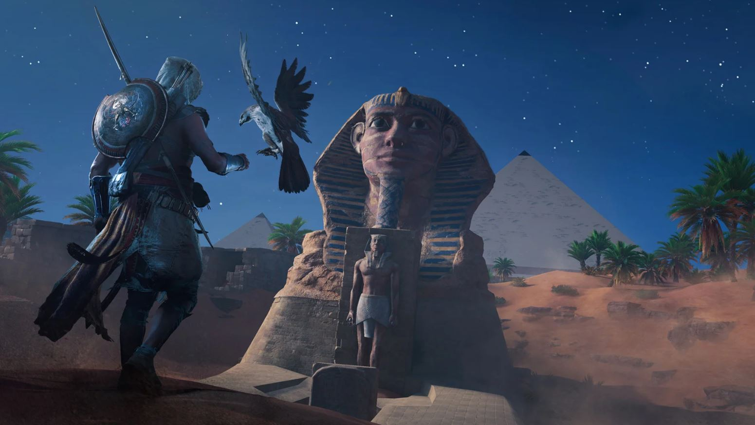 Great landscapes and exploration in Assassin's Creed Origins