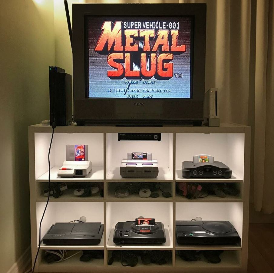 Retro stations love: a good collection