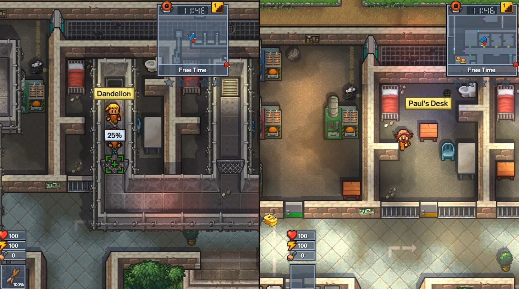 The Escapists 2 Multi-player