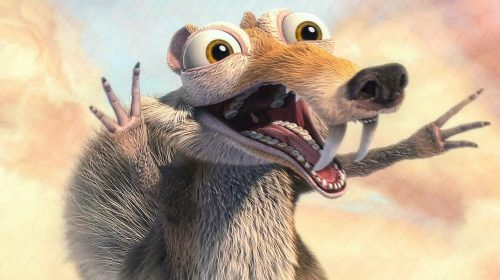 Ice Age Scrat: Probably One Of The Best Characters Ever!