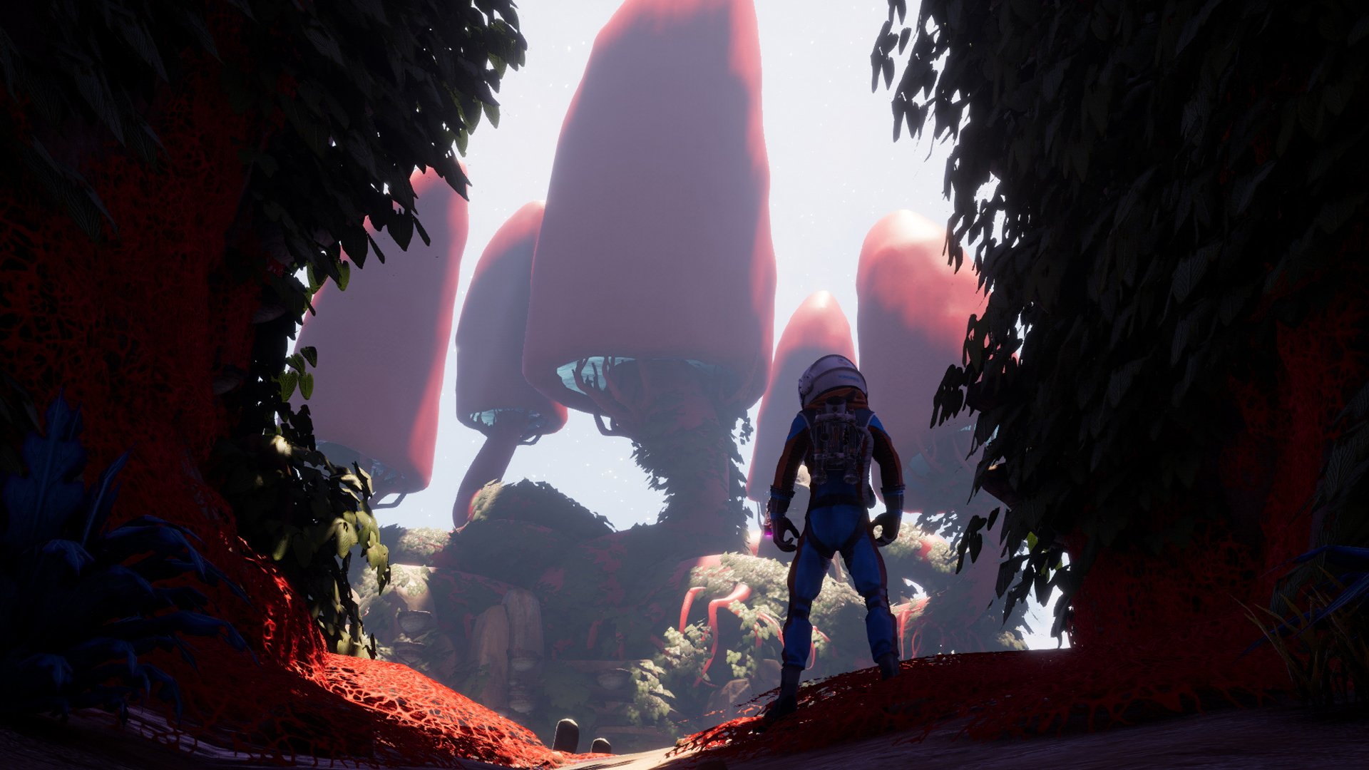 Journey to Savage Planet: setting and plot