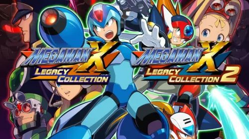 Megaman X Legacy Collection: between new and old