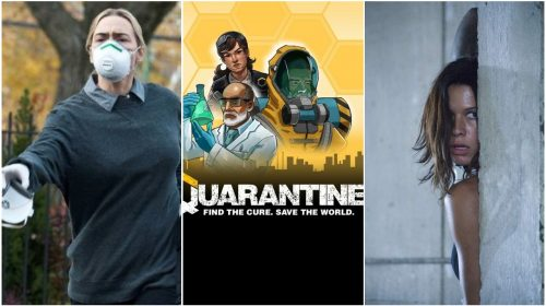 Quarantine Movies: When Art Imitates Life