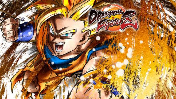Giveaway titles: Dragon Ball FighterZ