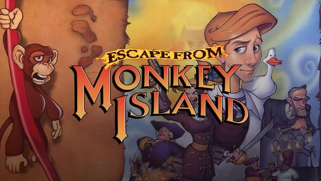 Escape From Monkey Island, Indiegala Games Giveaways