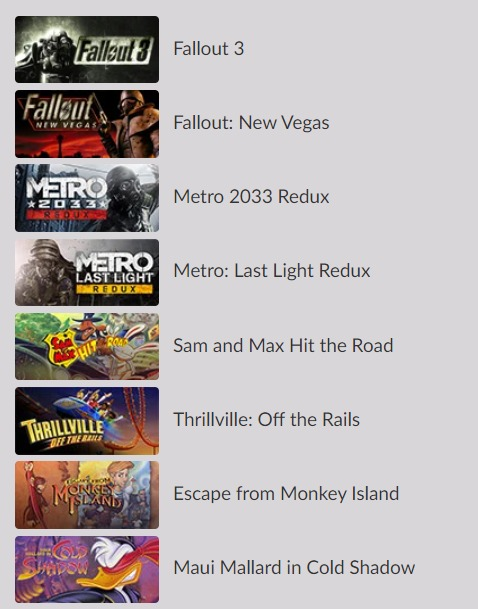 Indiegala Games Giveaways